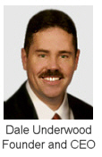 Dale Underwood, Founder and CEO