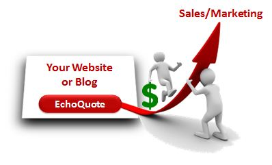 EchoQuote helps your B2B customers easily 'Request a Quote' so you sell more!